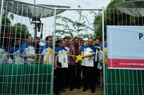 PAG Resmikan Penangkaran Rusa untuk Wisata dan Edukasi di Lhokseumawe