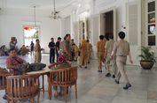 PNS DKI Halalbihalal, Tidak Ada Meja Pengaduan Warga di Balai Kota