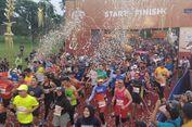 Ganjar Pranowo Lepas Ribuan Pelari Borobudur Marathon 2018