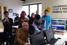Kejar Kompetensi, Vokasi UI Buka Laboratorium Pasar Saham