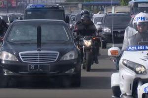Fakta-fakta soal Penerobosan Rombongan Mobil Presiden di Tol Cimanggis