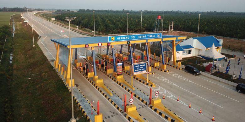 Jalan Tol MKTT tepatnya Seksi 7 (Sei Rampah-Tebing Tinggi) sudah menjalani uji laik pada pada 10 dan 11 Januari 2019.