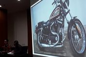 Auditor BPK Didakwa Terima Harley Davidson dan Fasilitas Hiburan Malam