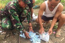 Polisi Temukan 3 Karung Berisi E-KTP di Area Perkebunan Sumatera Barat