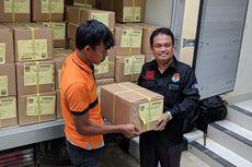 KPU Jakarta Selatan Terima 522.000 Surat Suara untuk DPR RI