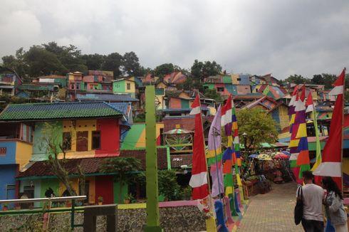 Kampung Pelangi di Semarang yang Mendunia