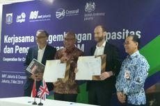 Kembangkan MRT Fase II, PT MRT Jakarta Belajar dari Inggris