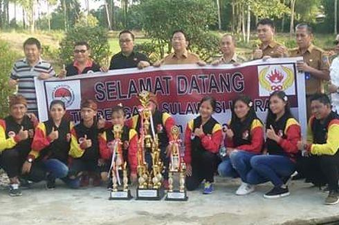 Tim Gateball Sulawesi Utara Kembali Berjaya di Bali