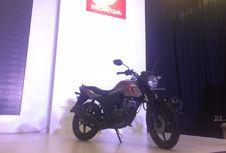 Berikut Data Teknis Honda CB150 Verza