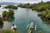 Pesona Tanjung Bongo di Halmahera Tak Kalah dengan Raja Ampat
