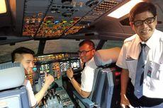 Mengintip Tahapan Proses Seleksi Pilot Garuda Indonesia