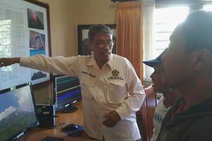 Gara-gara Kabar Hoaks, Warga 'Serbu' Pos Pemantauan Gunung Merapi