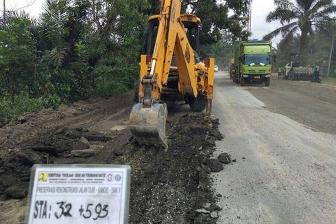 Anggaran Pemeliharaan Jalan dan Jembatan Rp 23,7 Triliun