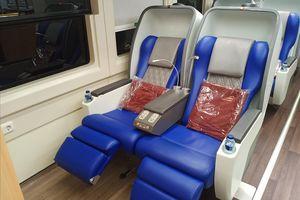Dibanderol Rp 750.000, Ini Fasilitas Mewah Kereta Sleeper Luxury 2
