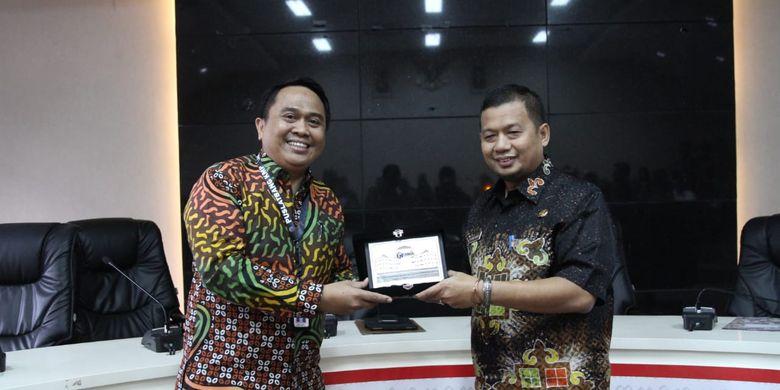 Inovasi Pelayanan Publik Makassar Jadi Percontohan untuk Peserta PKN