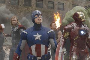 Kocak, Begini Perubahan Wajah Para Avengers Saat Ikuti Age Challenge