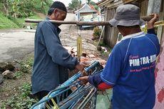 Korban Bencana Tanah Bergerak di Sukabumi Mulai Jual Harta Benda