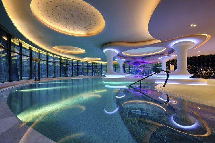 Interior InterContinental Shanghai Wonderland