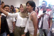 Pemain dan Sutradara Nonton Bareng Pemutaran Perdana Preman Pensiun di Garut