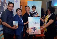 Untuk Novel 'Susah Sinyal', Ernest Prakasa Gandeng Penulis Ika Natassa