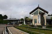 Bangunan Megah PLBN Entikong Bikin Malaysia Kagum