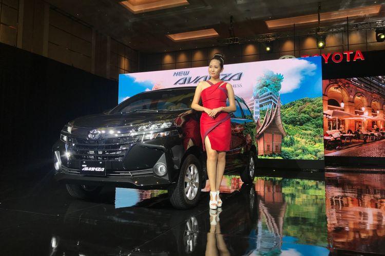 Toyota Avanza-Xenia Facelift 2019