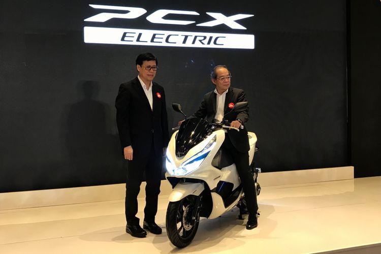 Peluncuran Honda PCX Electric