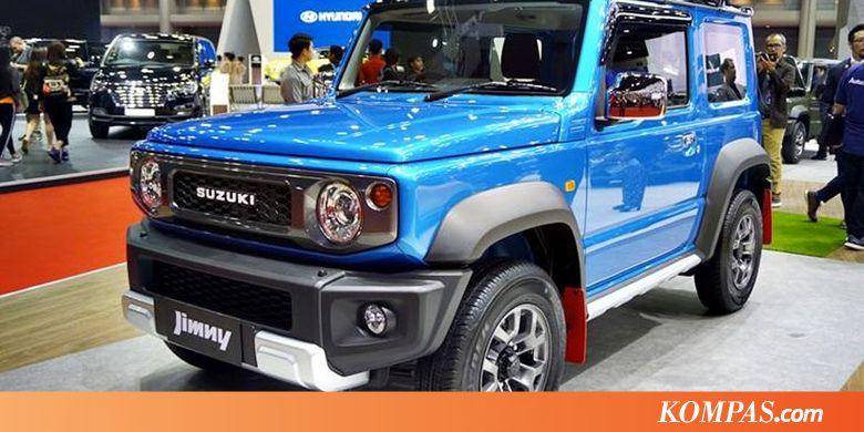 Mengenal Karakter Konsumen Jimny di Indonesia
