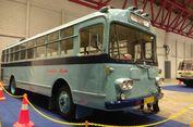 19 Transportasi Klasik Indonesia Bisa Dilihat di Pameran Ini
