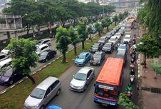 Ini 10 Kota Termacet di Indonesia