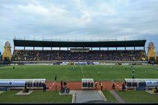Persib Vs Arema, Pintu Stadion Ditutup 15 Menit Setelah