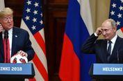 Setelah Bertemu di Helsinki, Trump Undang Putin ke Gedung Putih