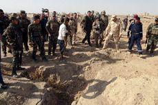 Paramiliter Irak Temukan 2 Kuburan Massal Korban ISIS