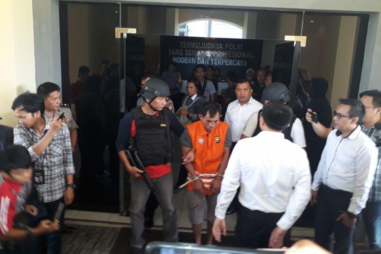 Pelaku pembunuhan ibu dan 2 anak di Bengkulu diringkus polisi