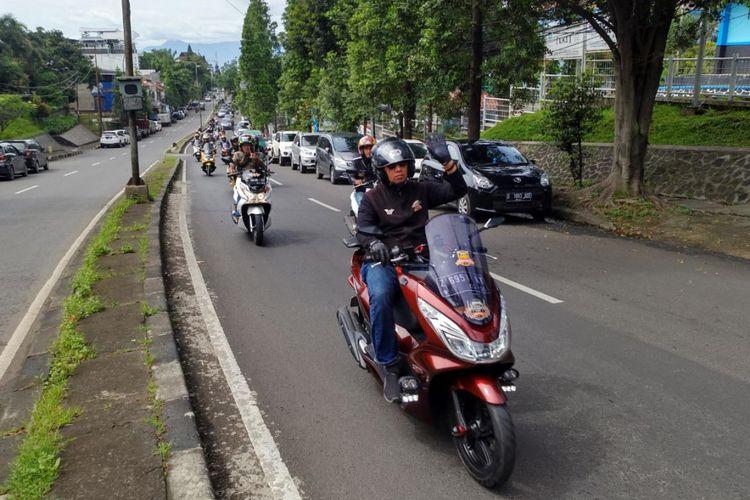 Komunitas Honda PCX Jawa Barat