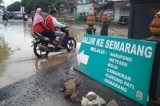 Minta Perbaikan Jalan, Warga Ingin Jokowi Kembali Kunjungi Kendal