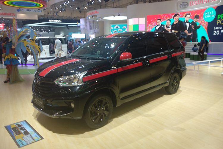 Daihatsu edisi spesial Asian Games ke 18 hadir di GIIAS 2018