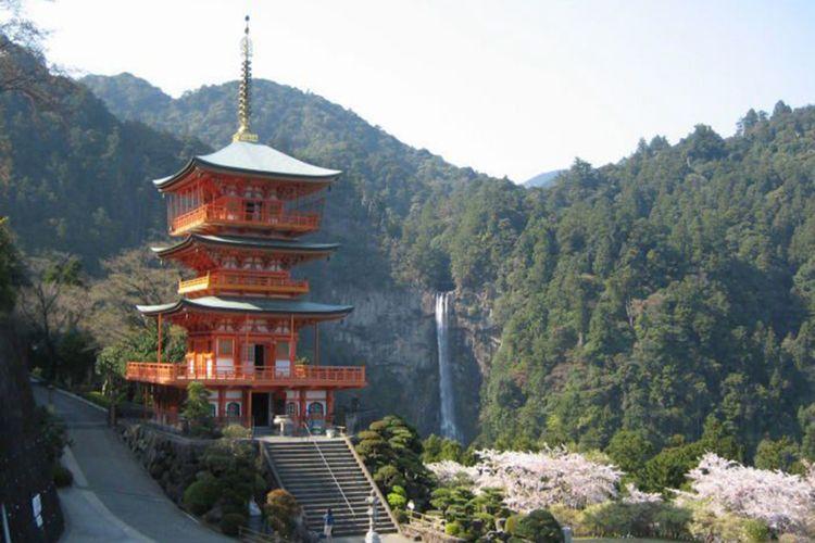 6 Destinasi Wisata di Wakayama, Jepang