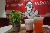'Goola', Gerai Minuman Tradisional Kekinian dari Gibran