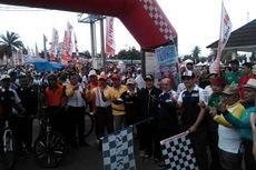 Sepeda Nusantara Gerakkan Olahraga di Bengkulu Selatan