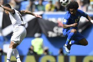 Klasemen Sementara Piala Dunia 2018, 5 Tim Tersisih
