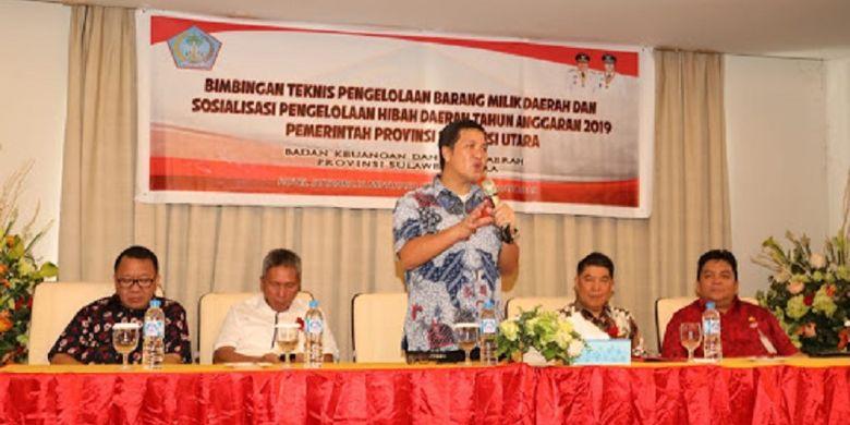 Wagub Sulut ingatkan birokrat jangan main-main dengan APBD