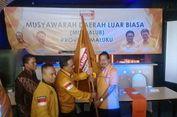 Bupati Yasin Payapo Lengserkan Ketua DPD Hanura Maluku di Musdalub