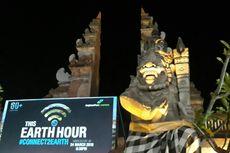 Earth Hour 2018, Penerangan Sejumlah Fasilitas di Bandara Bali Padam