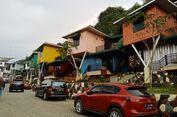 Uniknya Vila-vila Kontainer di Kaki Gunung Halimun