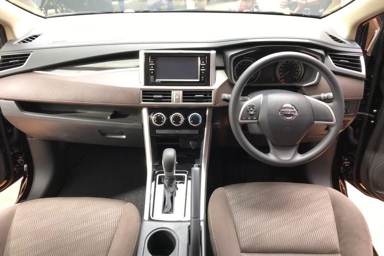 Interior All New Nissan Livina
