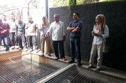Ke Pabrik Pengolahan Kulit di Garut, Syaikhu Puji Pengolahan Limbah