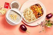 Makanan Vegan yang Diminati Penumpang Emirates