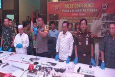 Selama 3 Hari, Polisi Tangkap 33 Terduga Teroris Kelompok JAD di Kalimantan Tengah