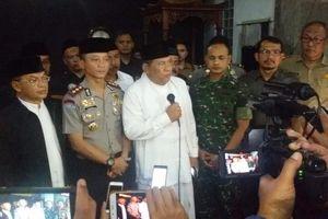 Polisi Amankan 3 Orang Terkait Pembakaran Bendera di Garut